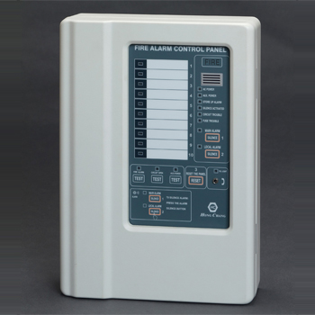 Fire Alarm Control Panel 5 ZONE, 10 ZONE