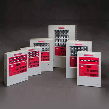 Fire Alarm Control Panel 5~100+ ZONE