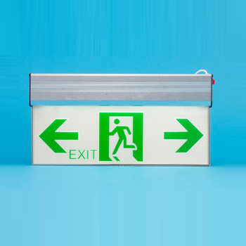 Emergency Exit Indicating Lamp
